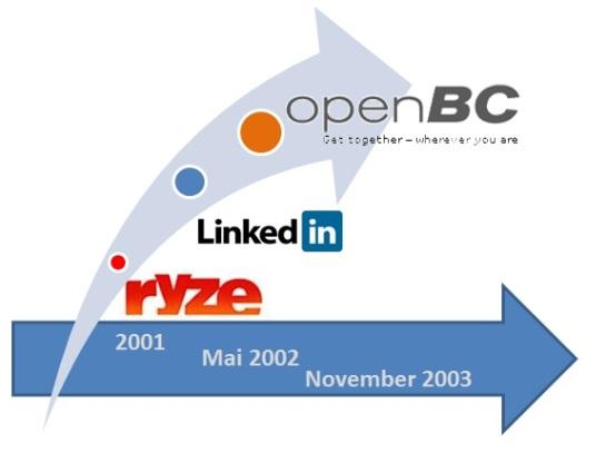 Synopse Business Netzwerke